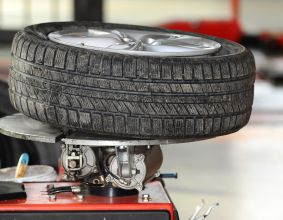 Tire Rotation Service near Mesquite, TX