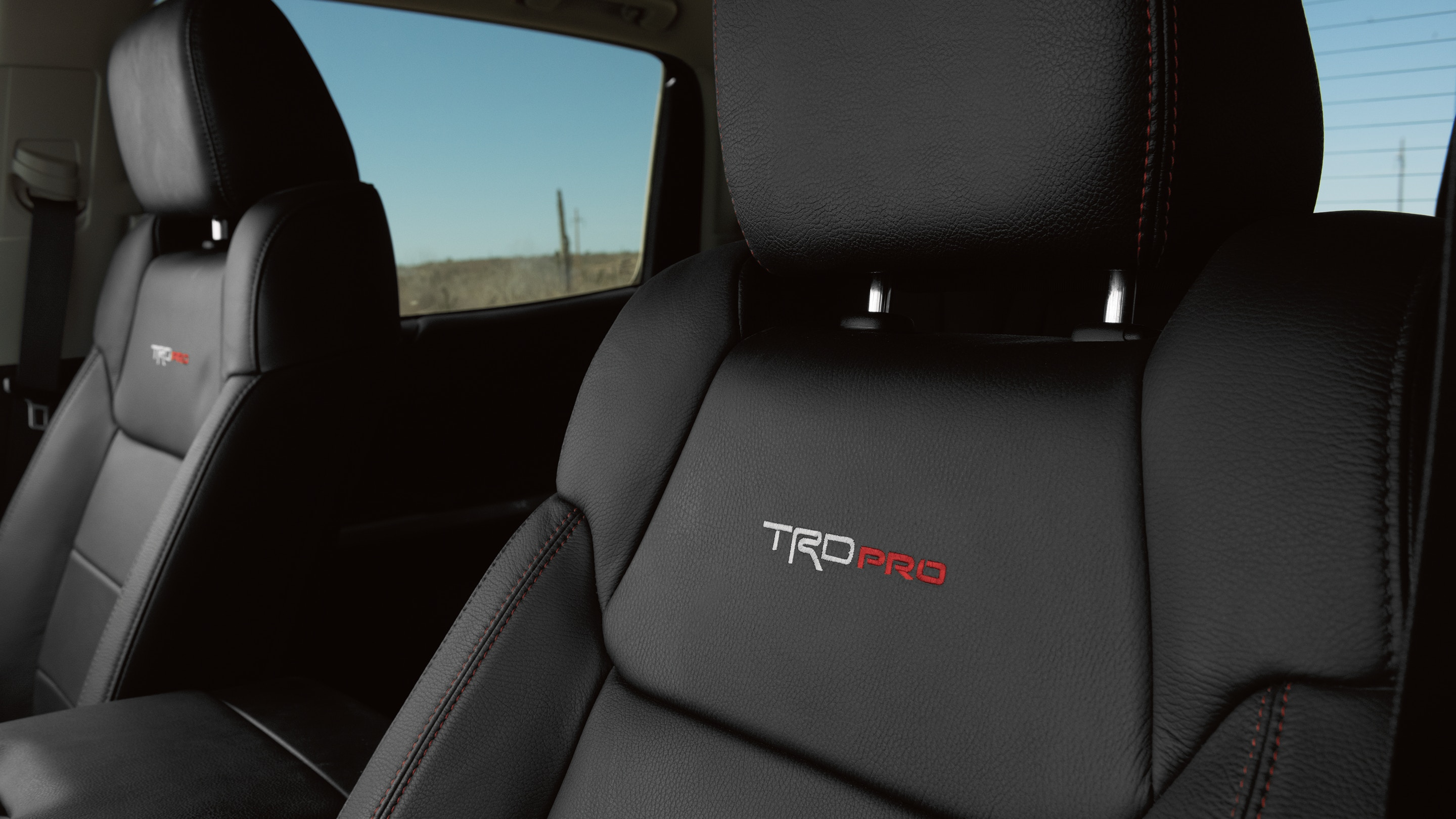 TRD Pro Equipment in the Toyota Tundra