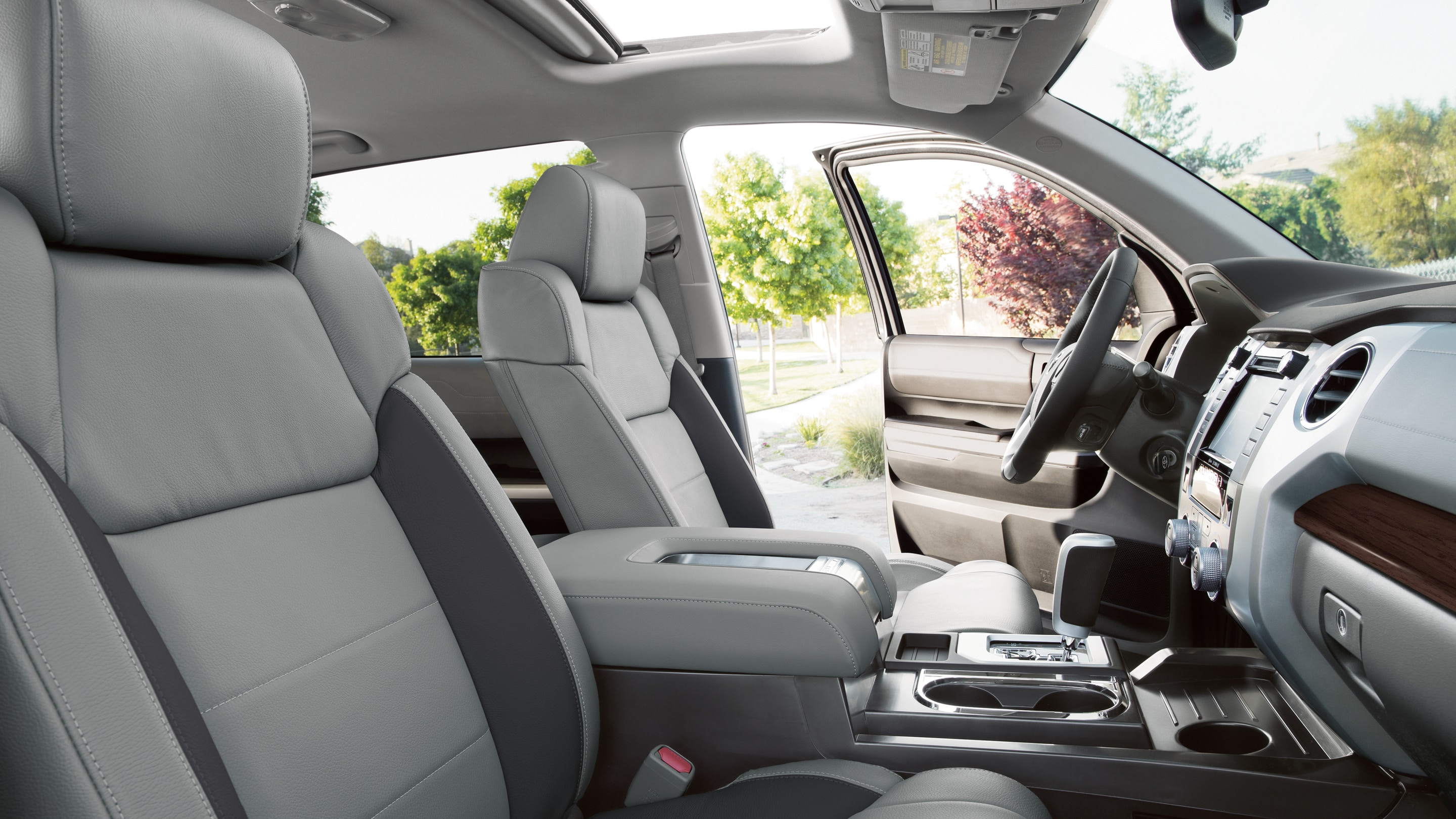 Luxurious Seating in the 2019 Tundra