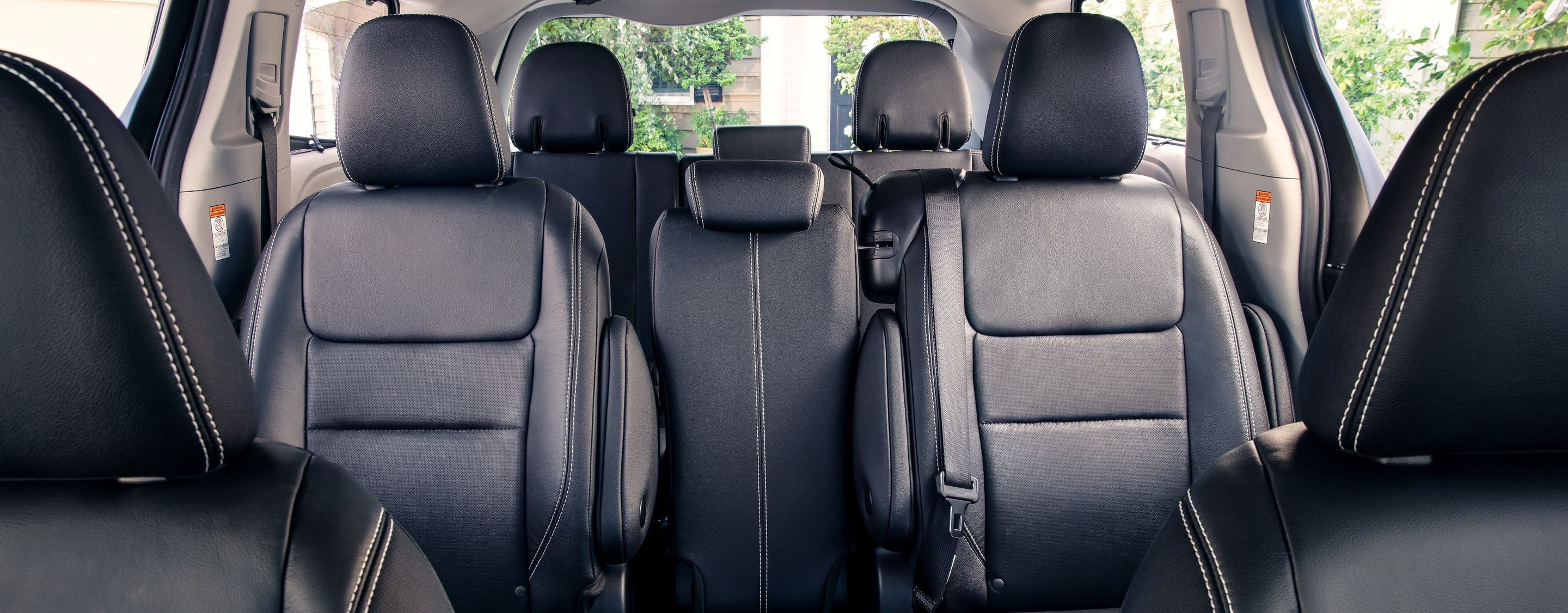 The Sienna's Luxurious Seating