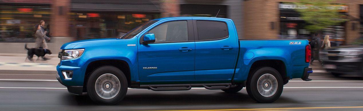 2019 Chevrolet Colorado Leasing near Washington, DC