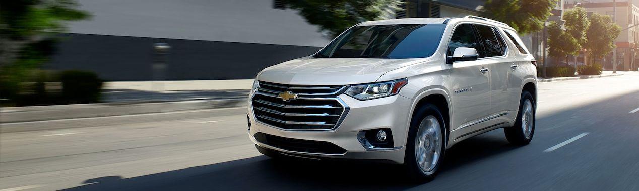 2019 Chevrolet Traverse Leasing near Washington, DC
