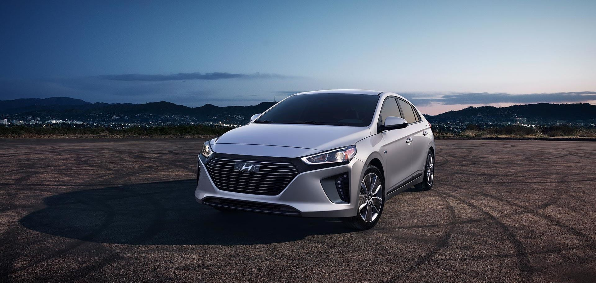 Take a Home a Hybrid like the 2019 Hyundai Ioniq!