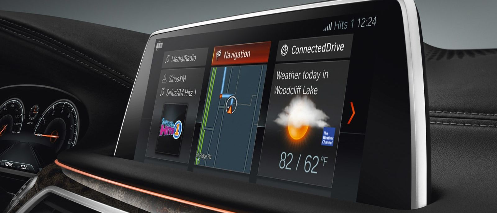 Intelligent Technology in the BMW 7 Series