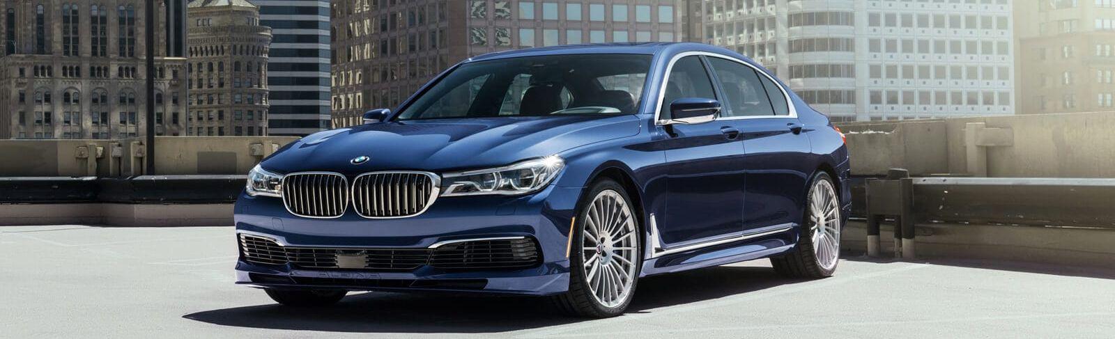 2019 BMW 7 Series Leasing near Dallas, TX