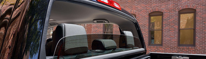 2019 Toyota Tundra Vertical Sliding Rear Window
