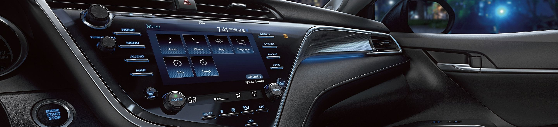 2019 Toyota Camry Technology