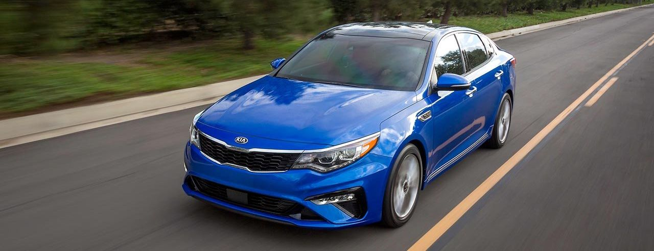 2019 Kia Optima for Sale near Stafford, TX