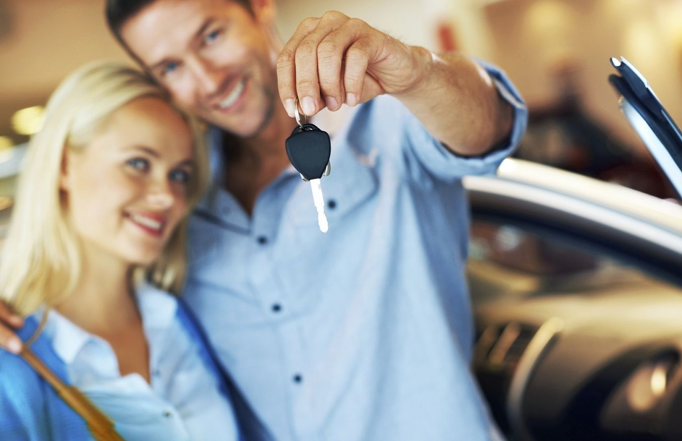 Get the Keys to Your Dream Car!