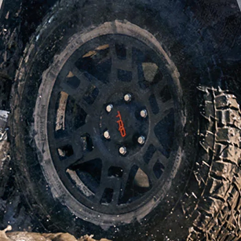TRD Pro Wheels & Tires