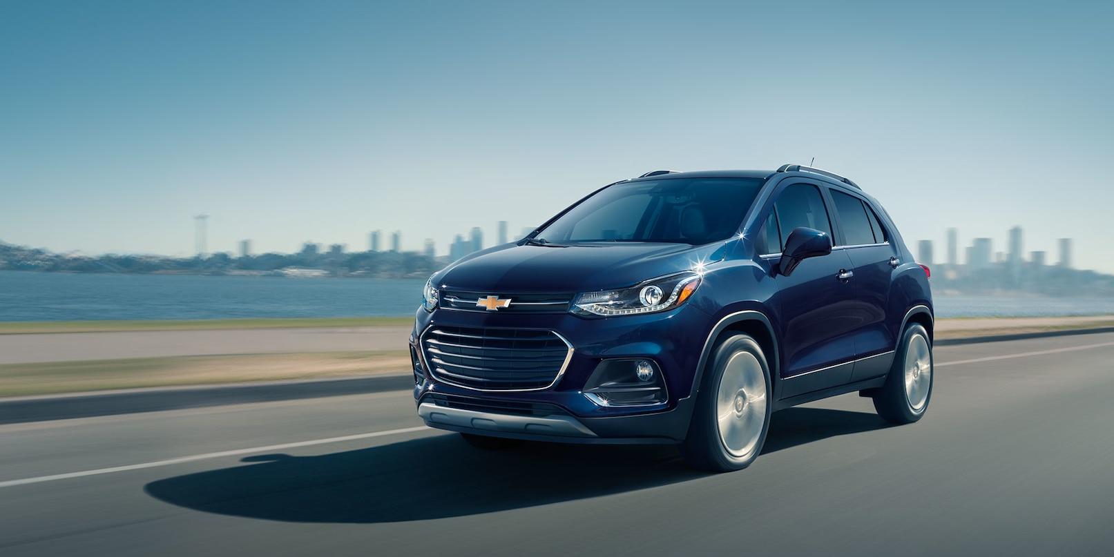 2019 Chevrolet Trax Financing near Lansing, MI