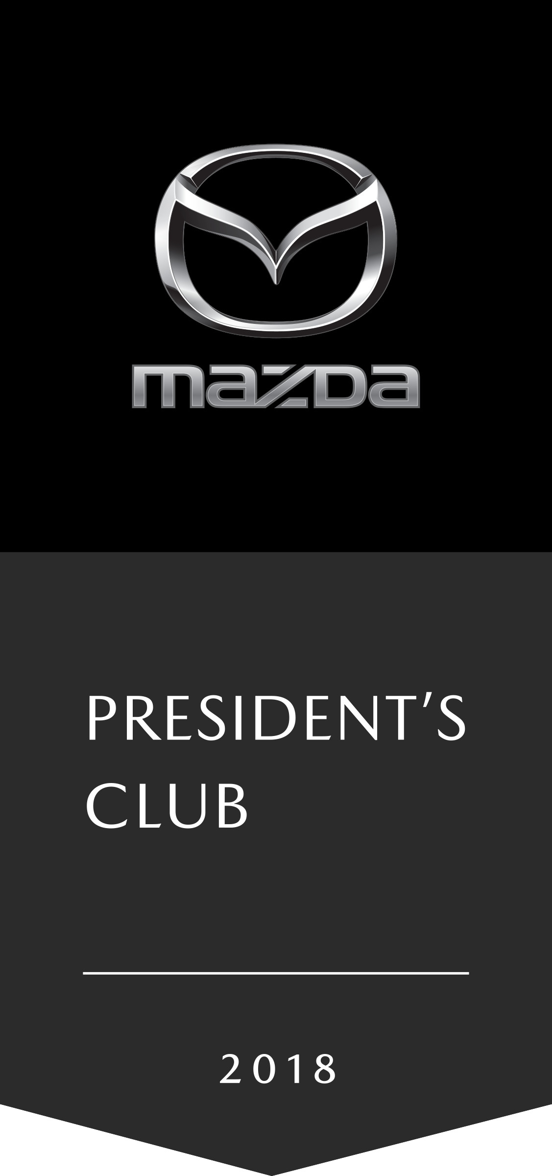 Culver City Mazda wins Presidents Club Award