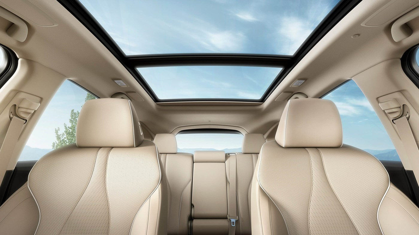 Let Some Fresh Air into the RDX as You Cruise!