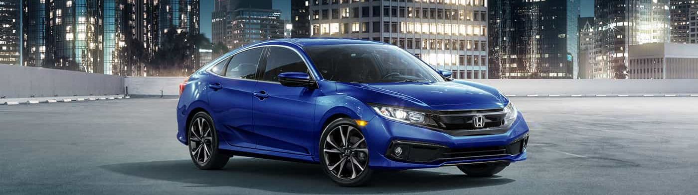2019 Honda Civic Leasing near Houston, TX