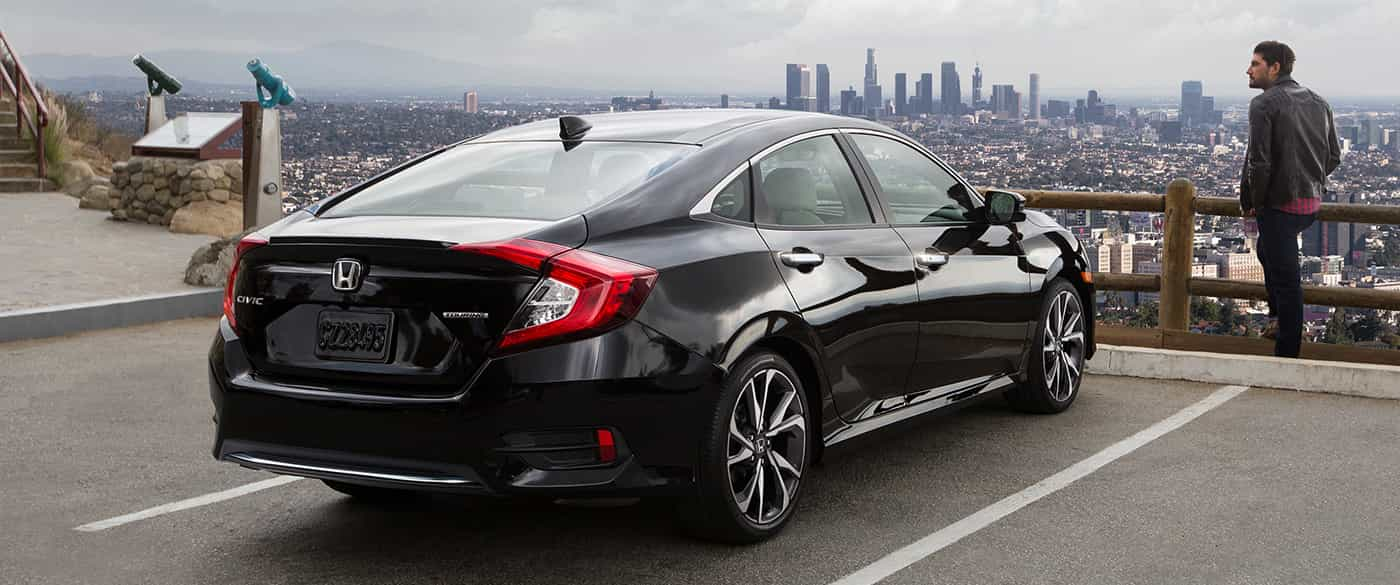 2019 Honda Civic Financing near Sacramento, CA