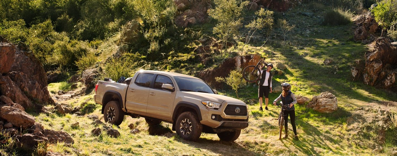 2019 Toyota Tacoma Financing near Stamford, CT