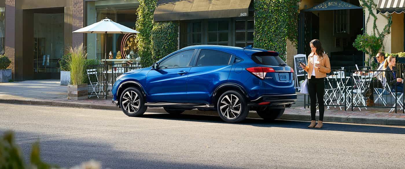 2019 Honda HR-V Financing near Elk Grove, CA