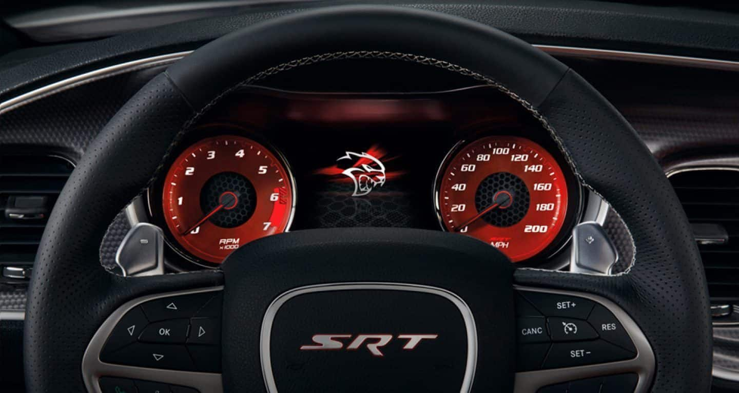 2019 Dodge Charger Infotainment Cluster