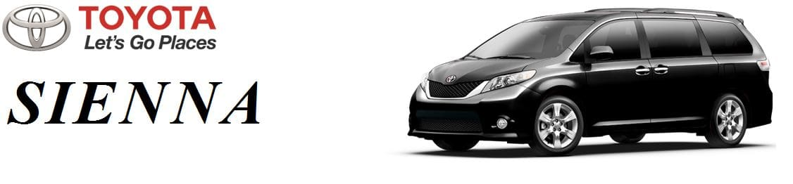 Toyota Sienna Recommended Maintenance | Toyota of Santa