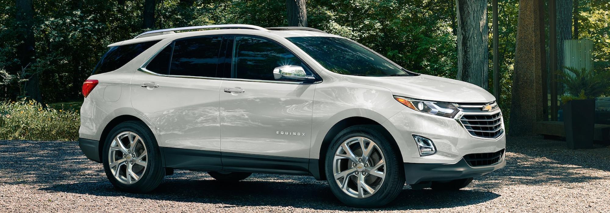 2019 Chevrolet Equinox Aberdeen Chevrolet My Chevy Dealer