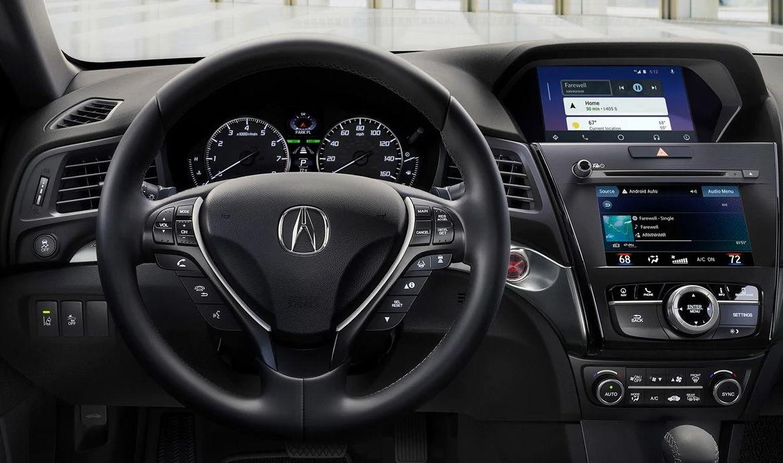 Acura ILX 2019 con paquete tecnológico e interior de color Ebony