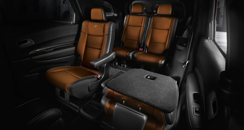 2019 Dodge Durango Seating Options