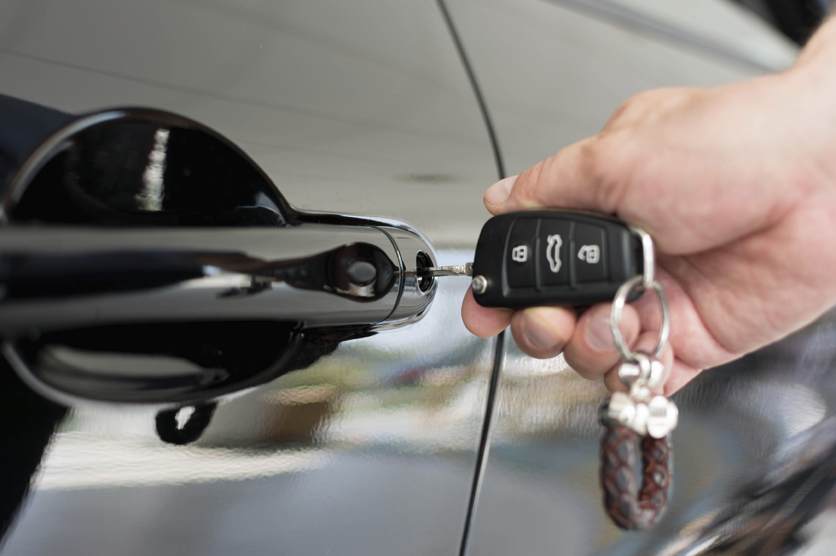 Get the Keys to Your New Ride!