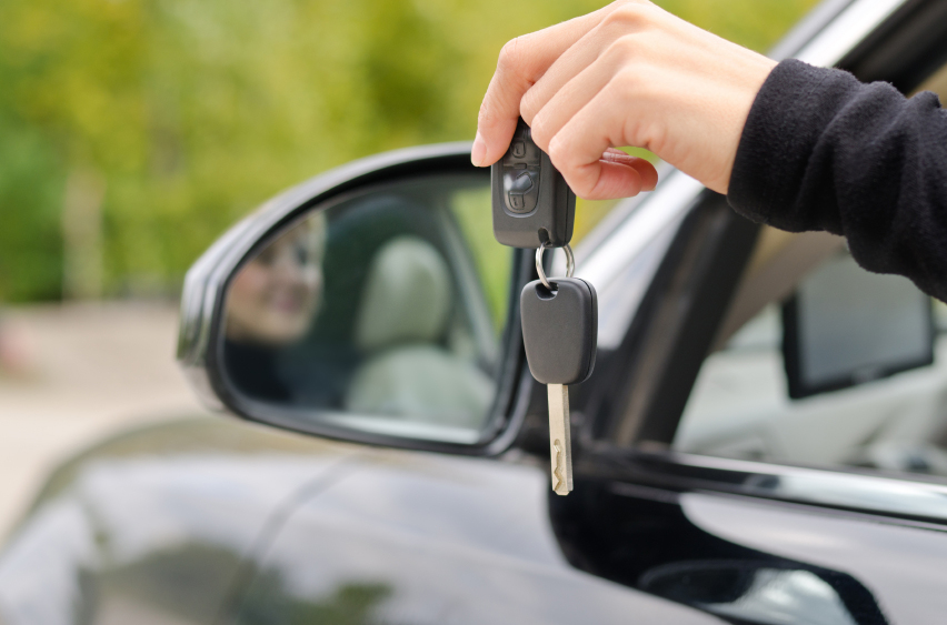 Let Us Hand You the Keys Today!