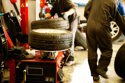 Let Us Put Winter Tires on Your Car!