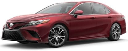 Rent a Toyota Camry