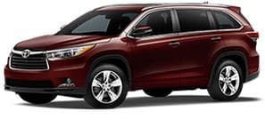 Rent a Toyota Highlander