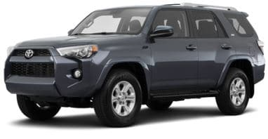 Rent a Toyota 4Runner