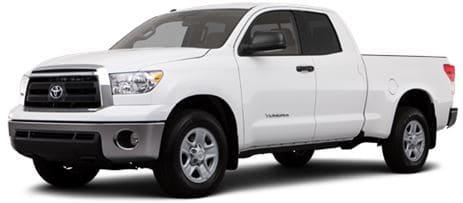 Rent a Toyota Tundra