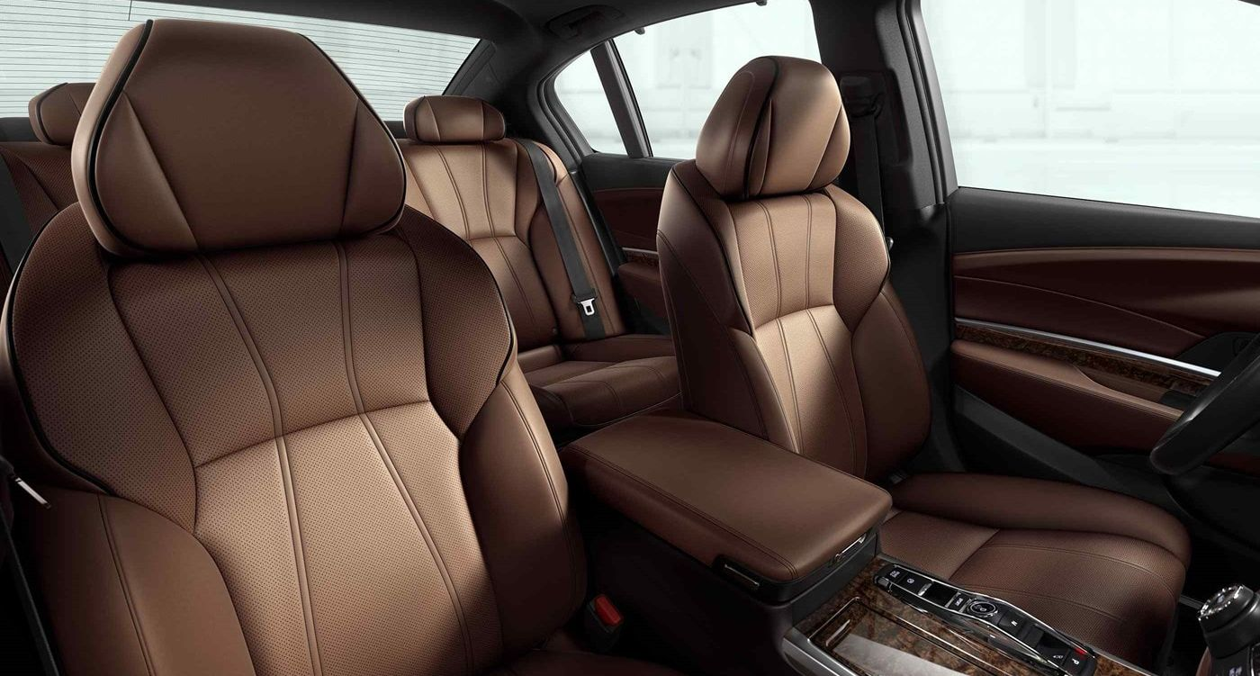 Luxurious Seats in the Acura RLX