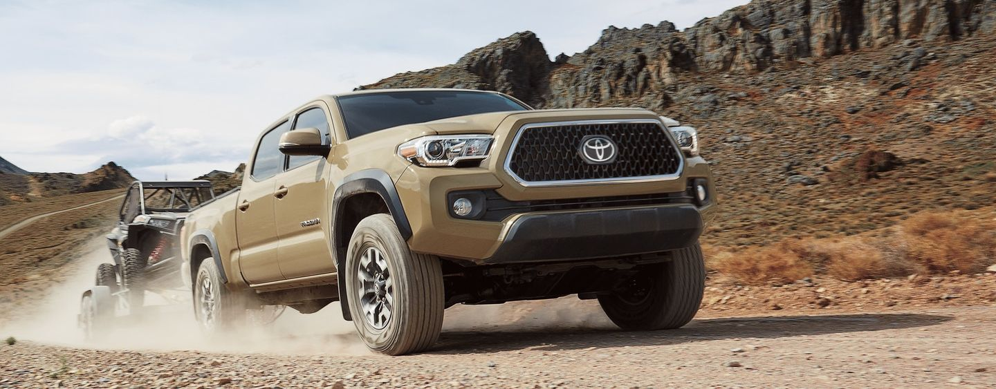 2019 Toyota Tacoma Leasing near Stamford, CT