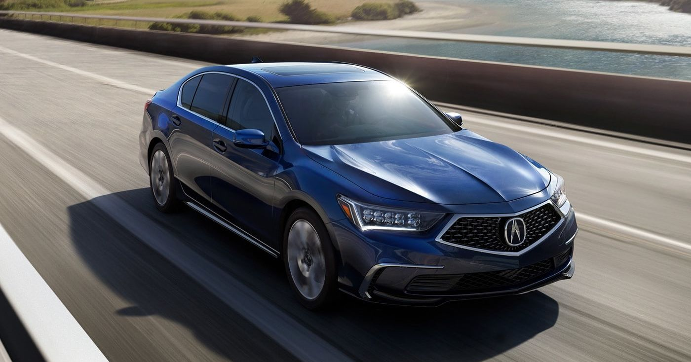 2019 Acura RLX Leasing near Washington, DC