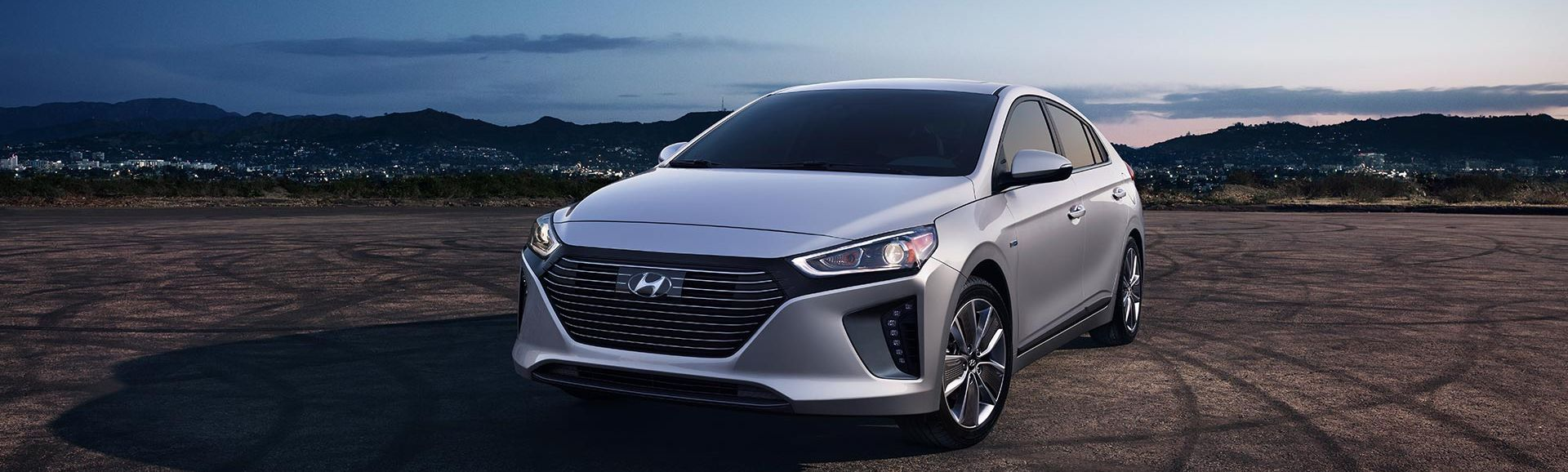 2019 Hyundai Ioniq Hybrid Leasing near Alexandria, VA