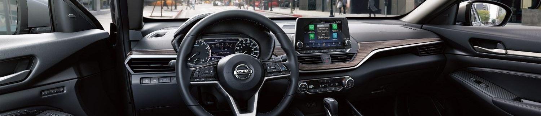 2019 Nissan Altima Center Console