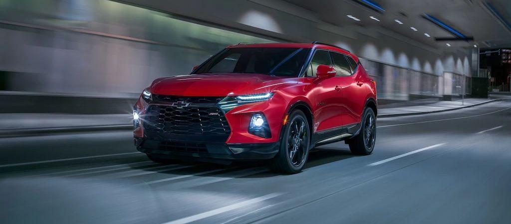 Chevrolet Blazer 2019 próximamente cerca de El Cajon, CA