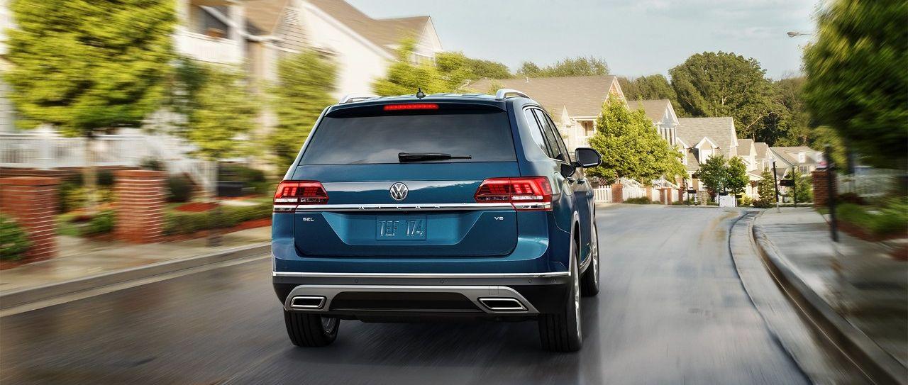 2019 Volkswagen Atlas Leasing near Bethesda, MD