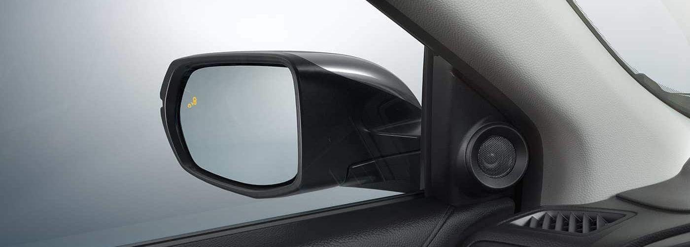 The CR-V's Blind Spot Assist