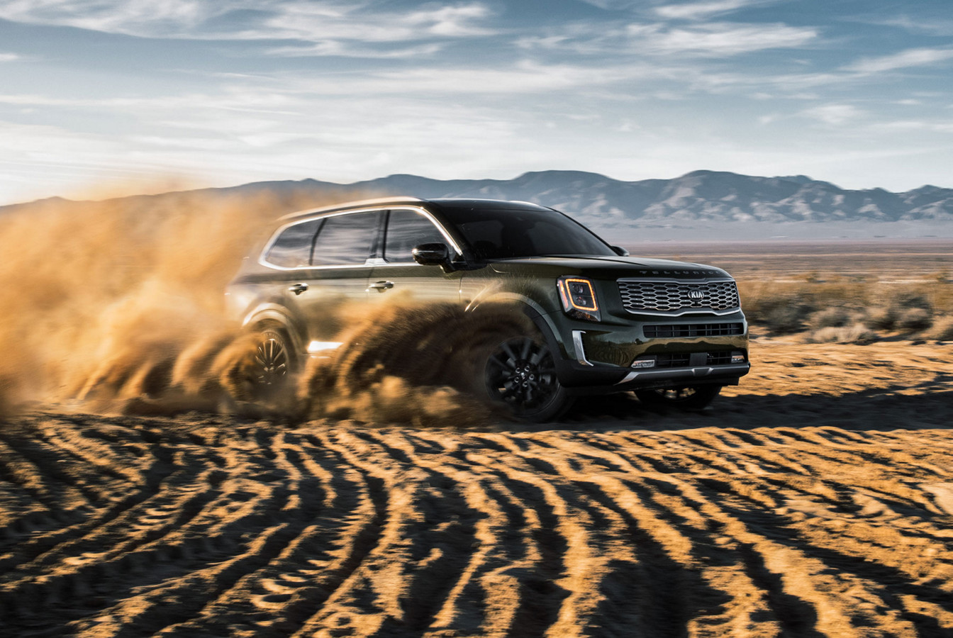 What is the 2020 Kia Telluride?