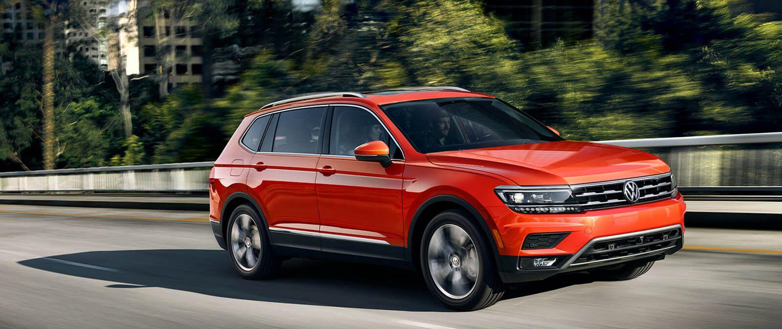 2019 Volkswagen Tiguan Leasing near Greenbelt, MD