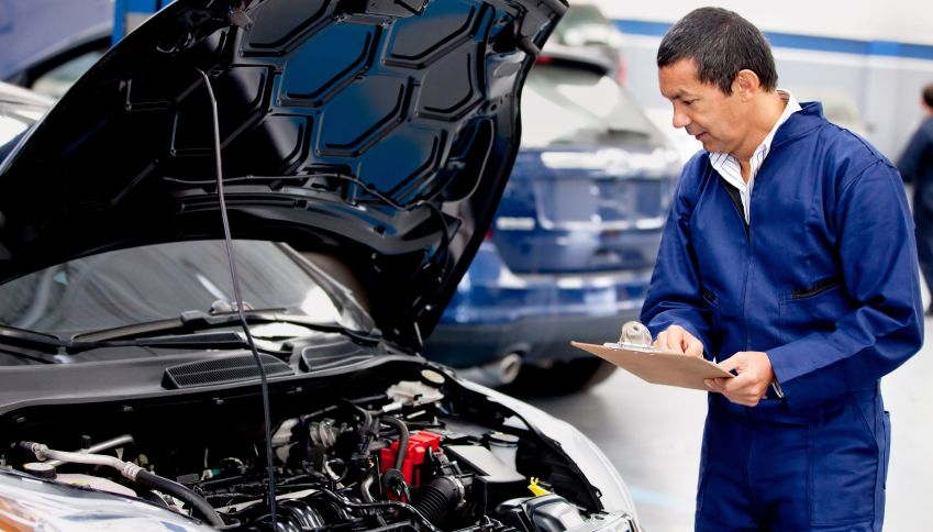 Why Service at a Dealership?