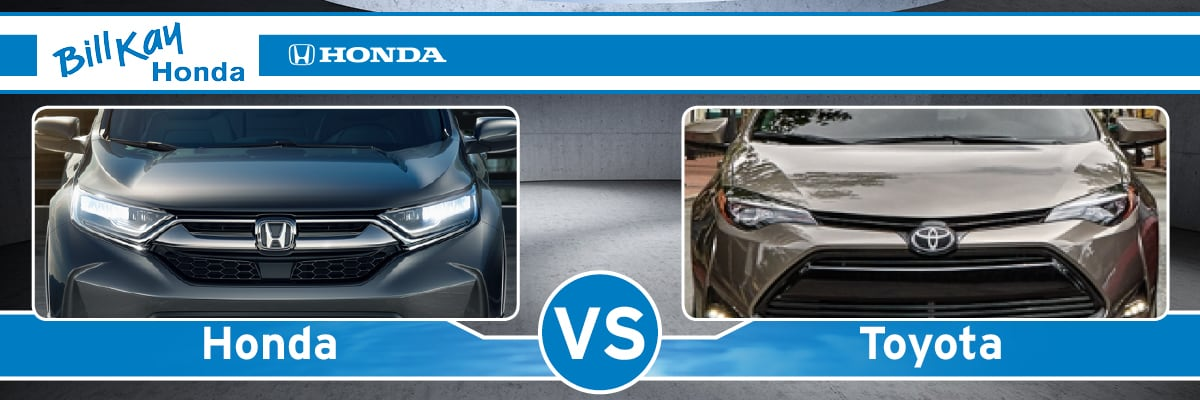Honda vs  Toyota: Which is Better for Me? | Bourbonnais, IL
