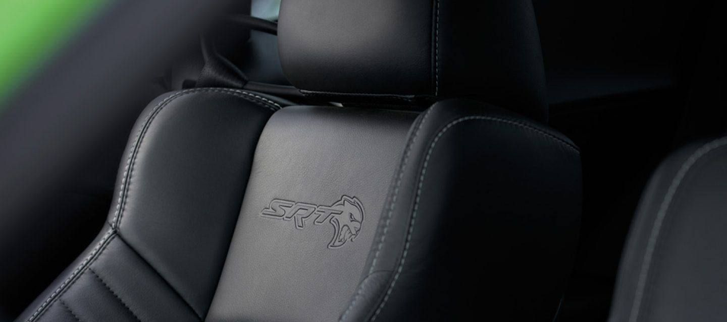 Sporty Seating in the Challenger
