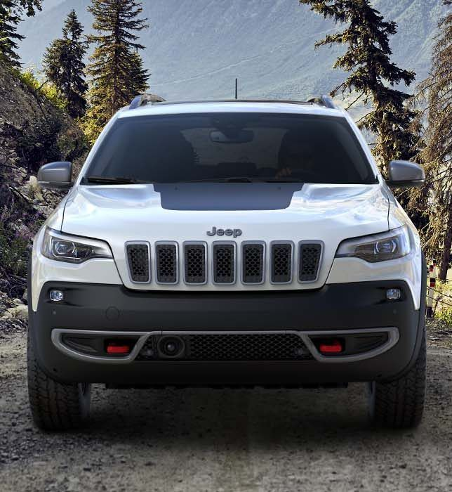 2019 Jeep Cherokee Financing near Choctaw, OK