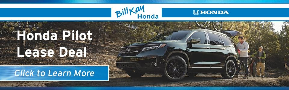 Honda Pilot Specials