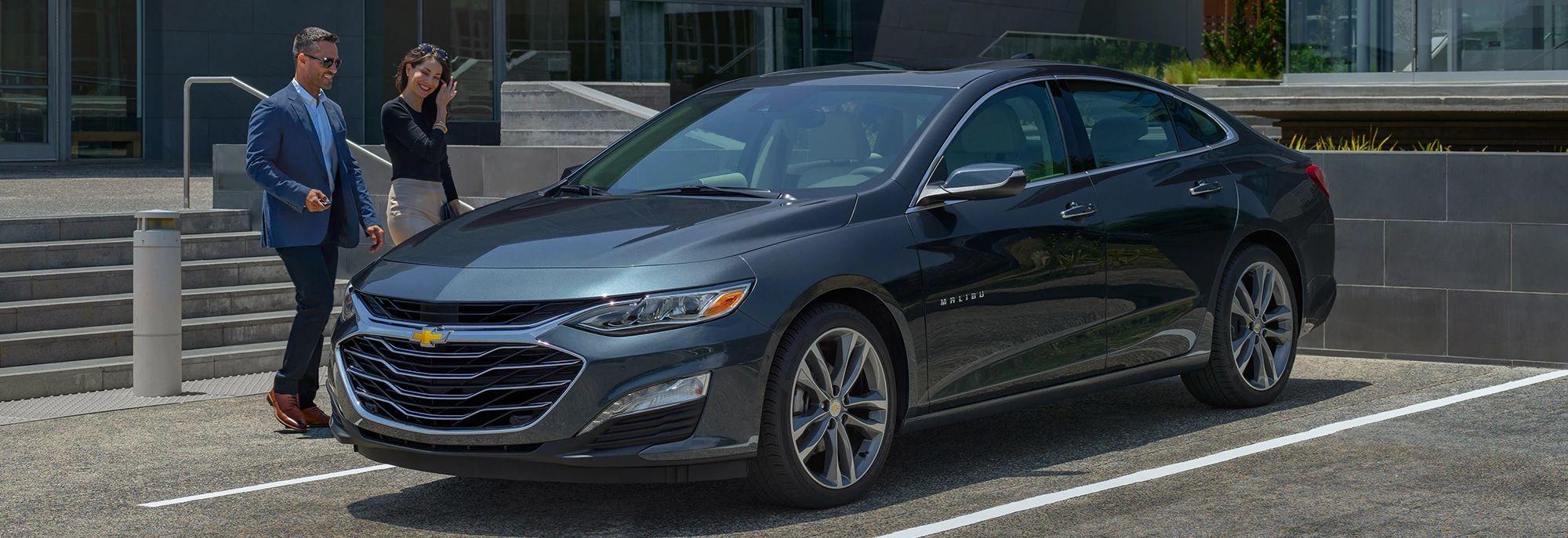 2019 Chevrolet Malibu Financing near Lansing, MI
