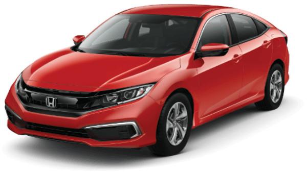 Honda Civic New >> Lease A 2019 Honda Civic 139 Mo 1 9 Apr Bill Kay Honda